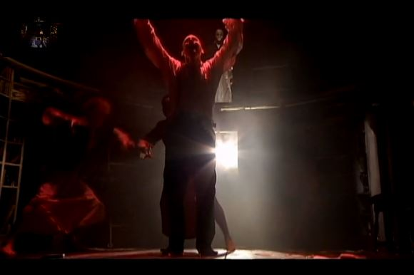 Final dance of Doctor Faustus at Greenwich Theatre