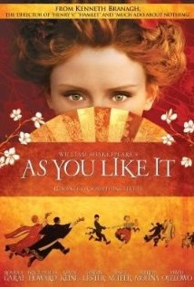 As You Like It Kenneth Branagh
